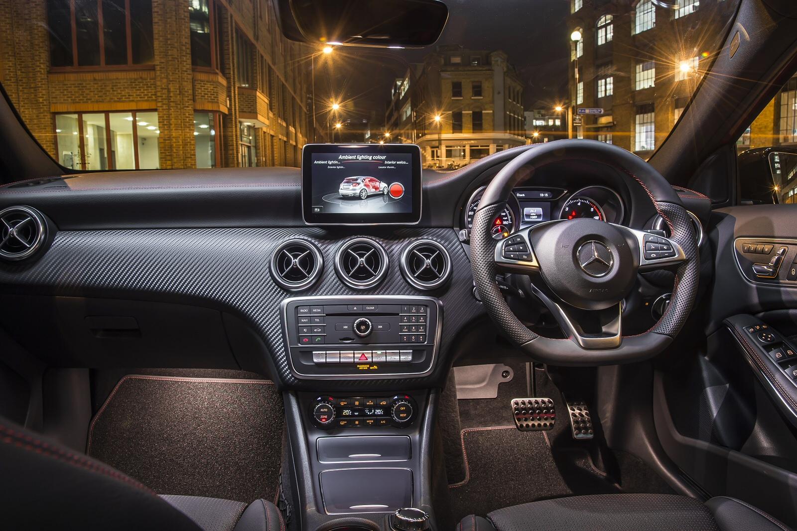 Mercedes Benz mercedes benz a class : New Mercedes-Benz A-Class A200 Sport Edition 5Dr Petrol Hatchback ...