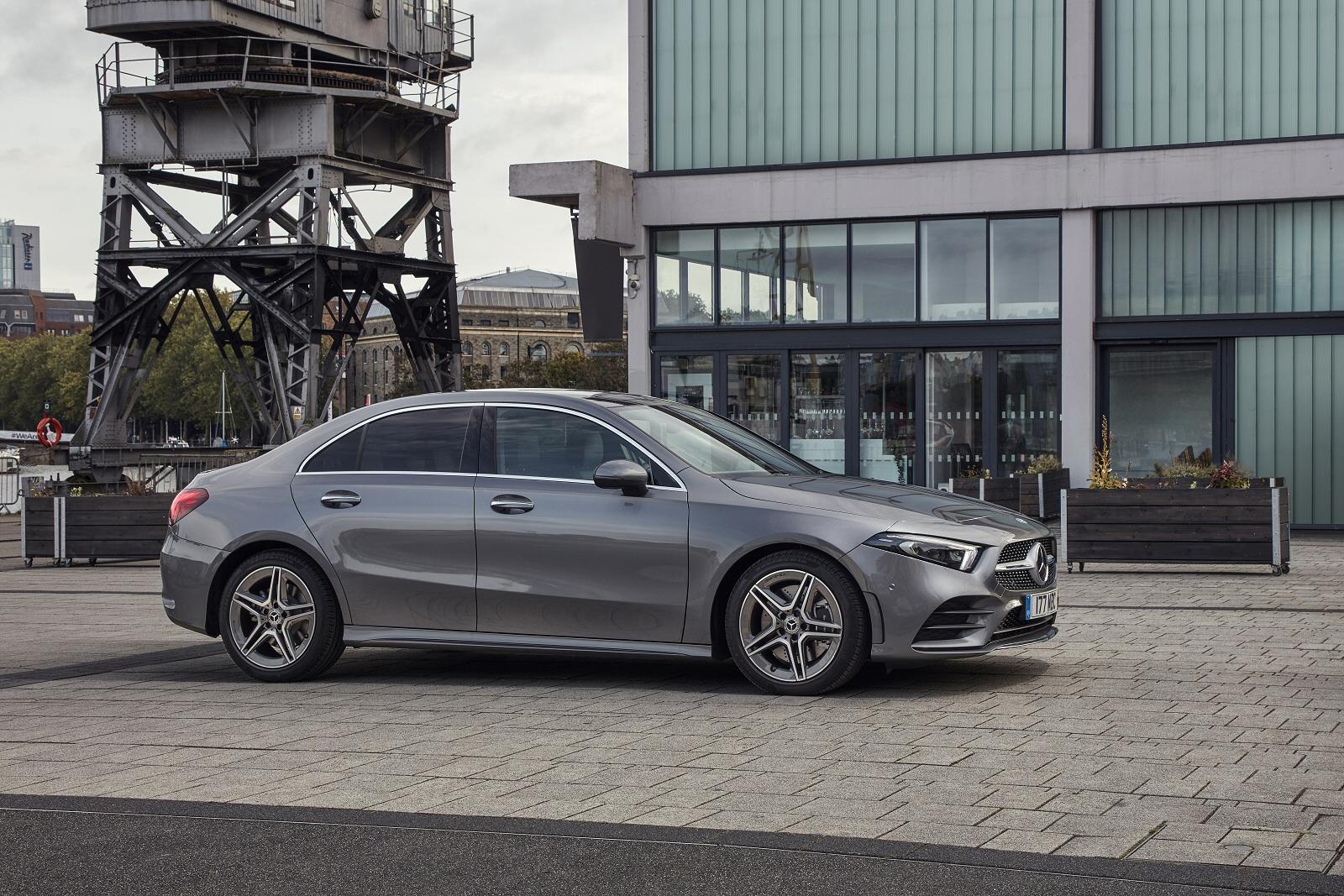 New Mercedes-Benz A-Class A200 Sport 4dr Auto Petrol ...