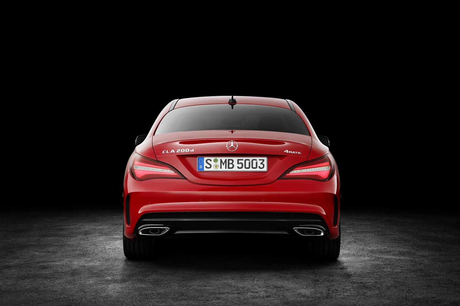 New Mercedes Benz Cla Cla 180 Amg Line 4dr Petrol Saloon For Sale Vertu Mercedes Benz