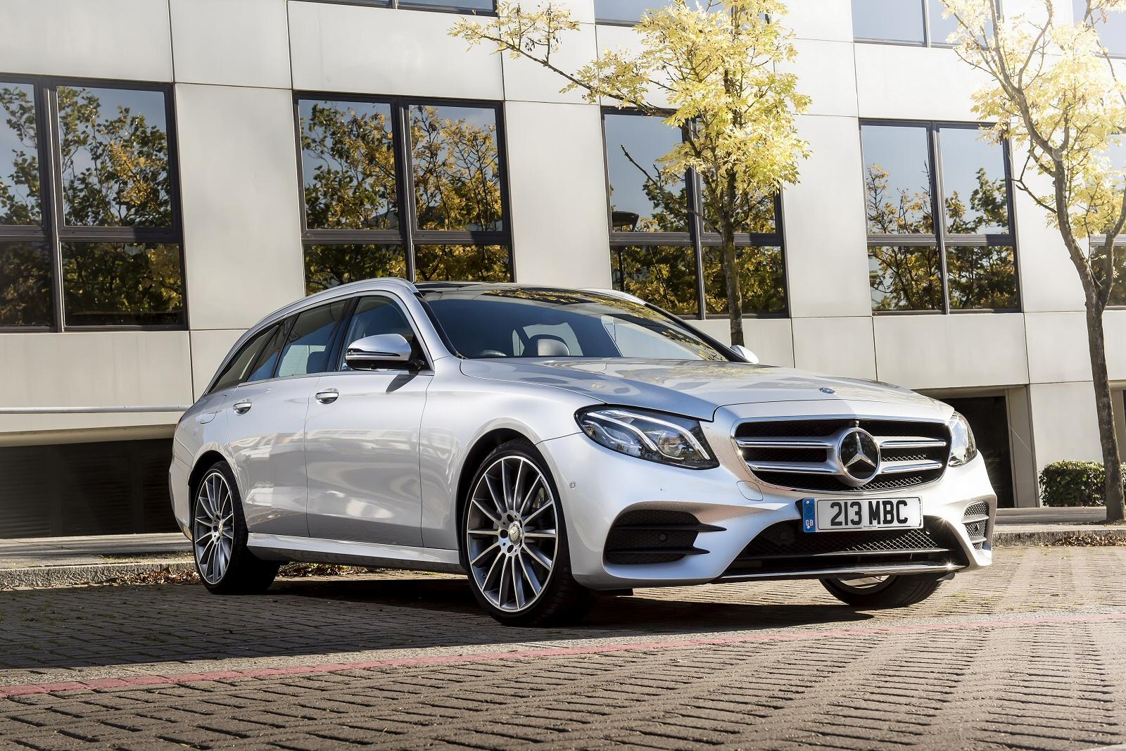 New Mercedes Benz E Class E220d Se 4dr 9g Tronic Diesel Saloon For