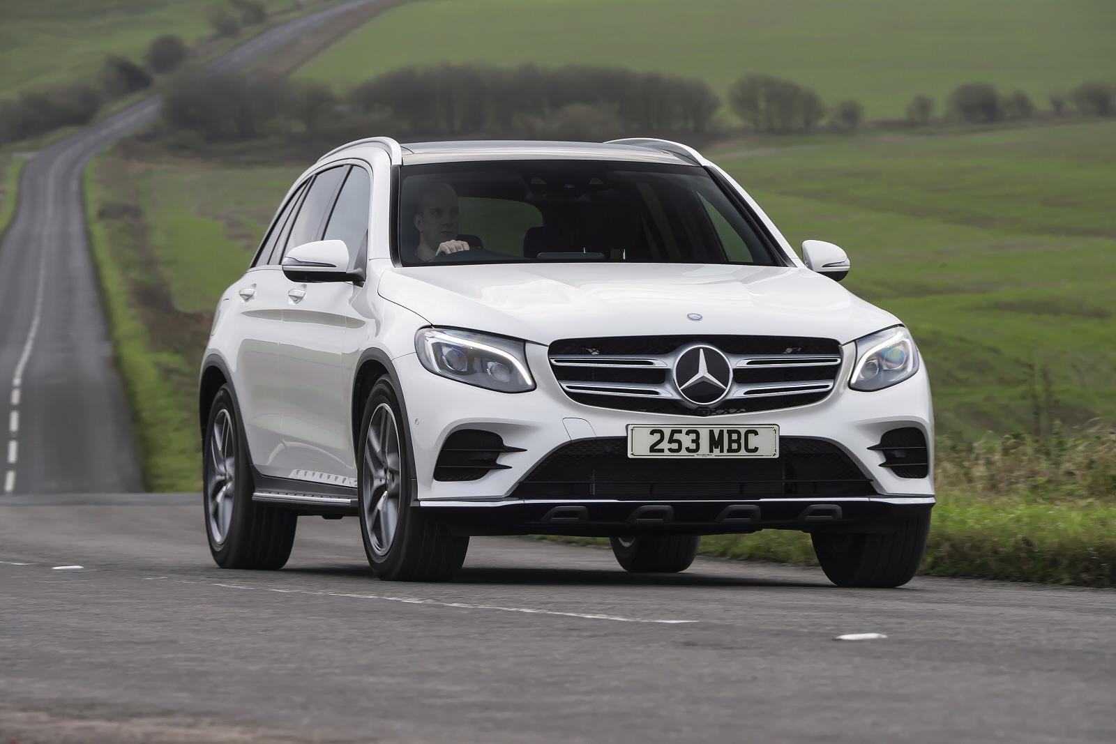 New Mercedes Benz Glc Glc 250 4matic Sport 5dr 9g Tronic Petrol