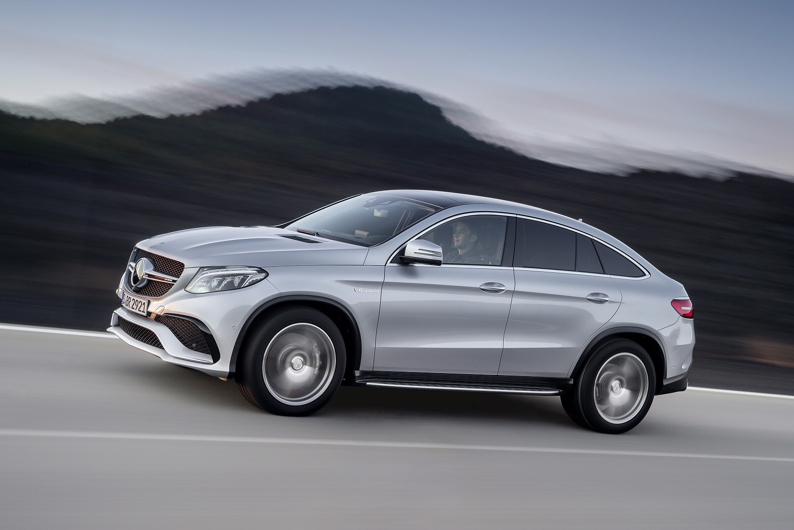 New Mercedes Benz Gle Coupe Gle 350d 4matic Amg Night Edition 5dr 9g