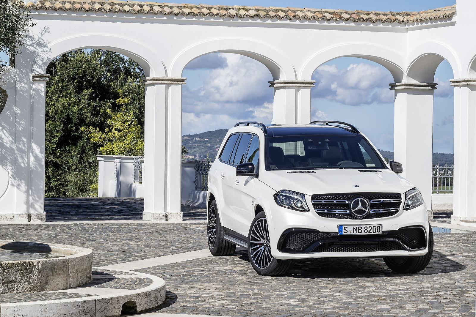 'GO LARGE' - Mercedes-Benz GLS Range Independent New ...