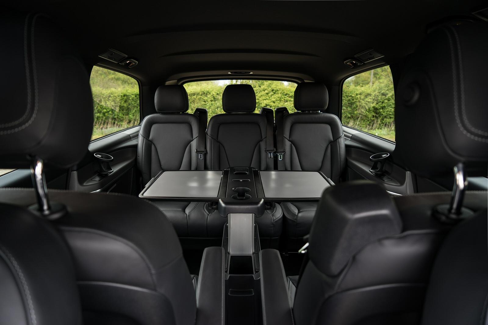 new mercedes benz v class v250 d sport 5dr auto extra long diesel estate for sale vertu. Black Bedroom Furniture Sets. Home Design Ideas