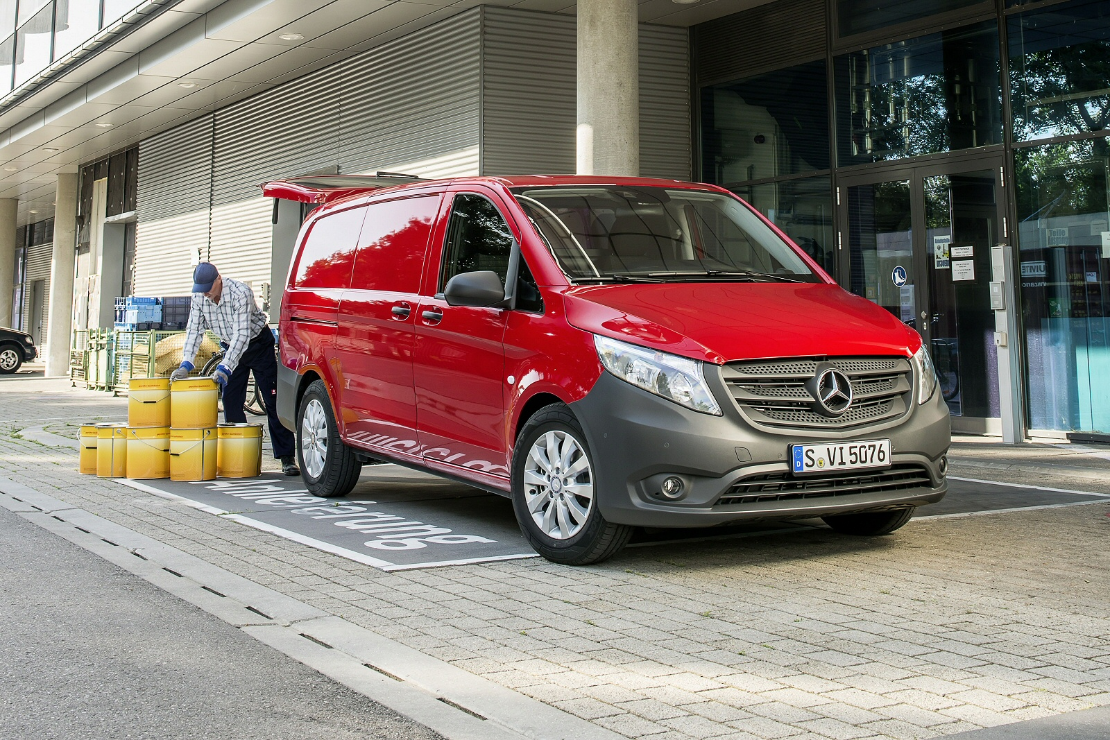New Mercedes Benz Vito Extra Long Diesel 116cdi Crew Van For Sale Towbar Wiring