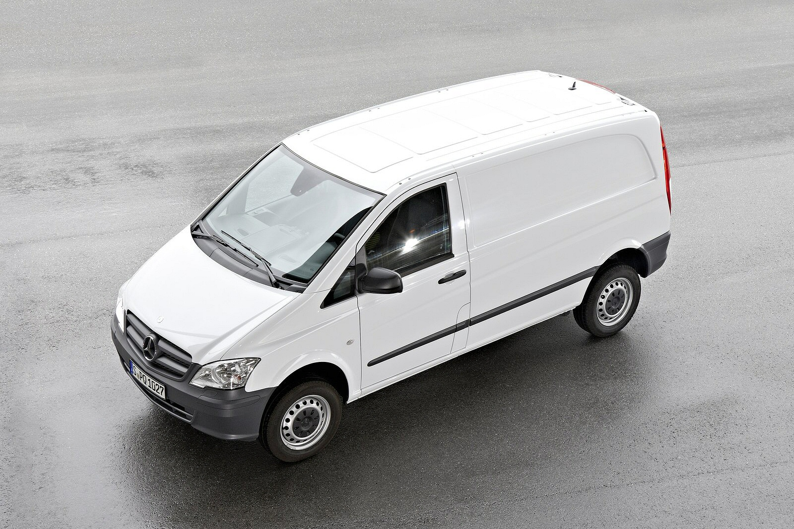 92599cd18c New Mercedes-Benz Vito Extra Long Diesel 111Cdi Crew Van for Sale ...