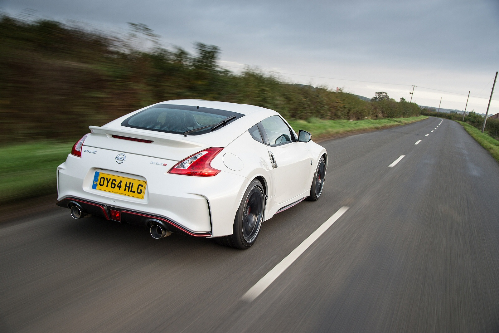 New Nissan 370z 3 7 V6 344 Nismo 3dr Petrol Coupe For
