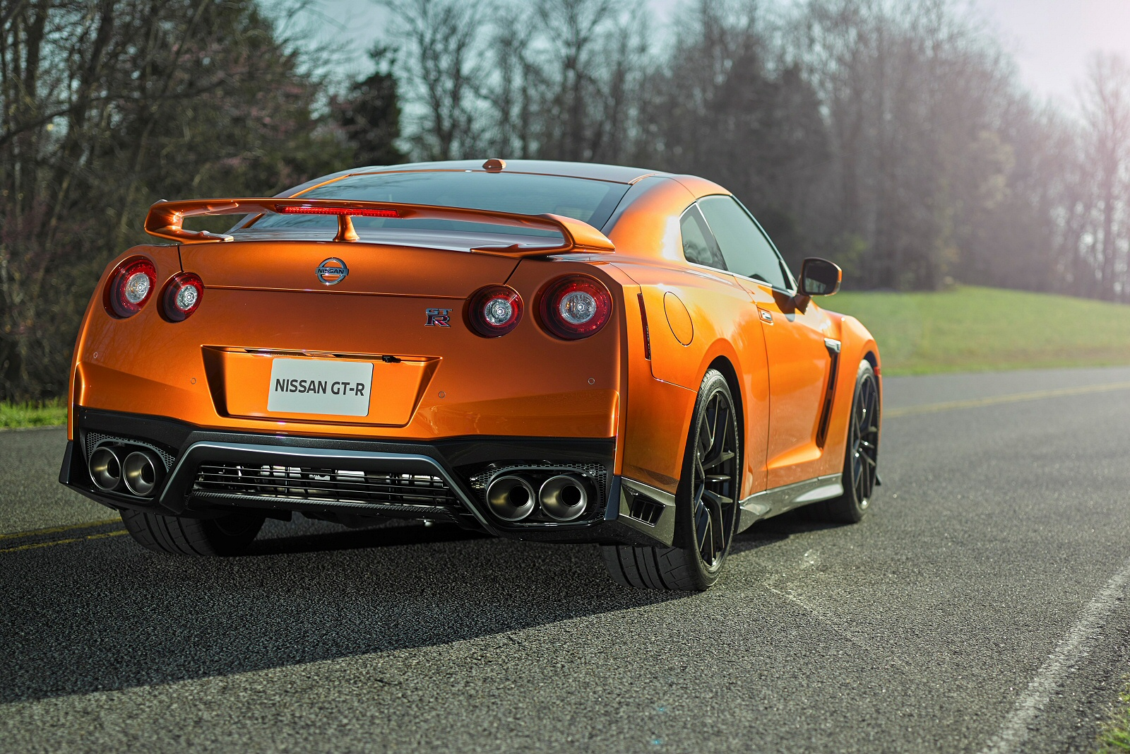 Central Auto Sales >> New Nissan Gt-R 3.8 Track Edition Engineered By Nismo 2Dr ...