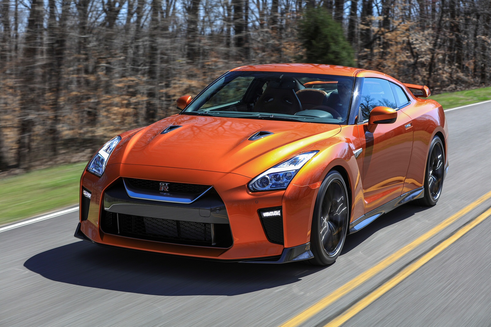 Attractive ... 3.8 Track Edition Engineered By Nismo 2Dr Auto Petrol Coupe ...