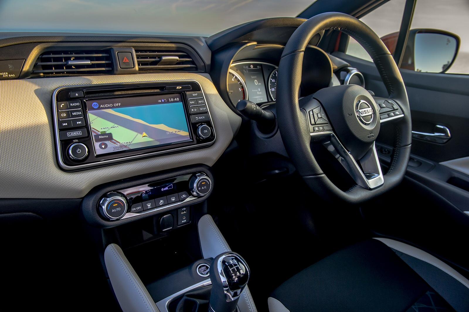 New Nissan Micra 1.5 Dci Acenta 5Dr Diesel Hatchback for ...