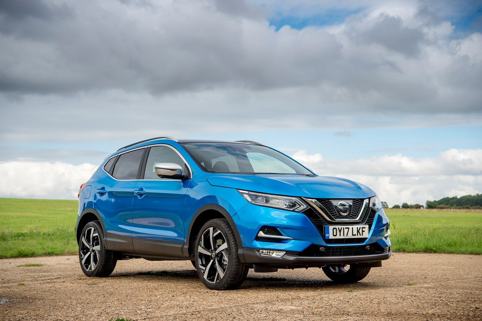 new nissan qashqai 1 2 dig t tekna 5dr petrol hatchback for sale macklin motors. Black Bedroom Furniture Sets. Home Design Ideas