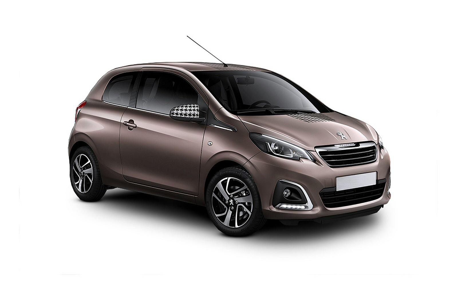 new peugeot 108 1.2 puretech allure 5dr petrol hatchback motability