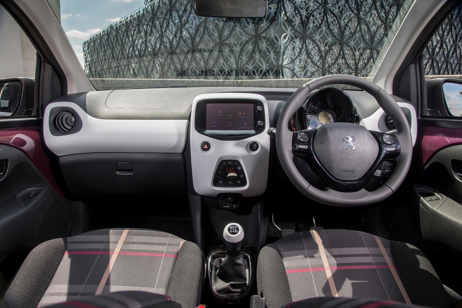 new peugeot 108 1.0 active 5dr 2-tronic petrol hatchback for sale