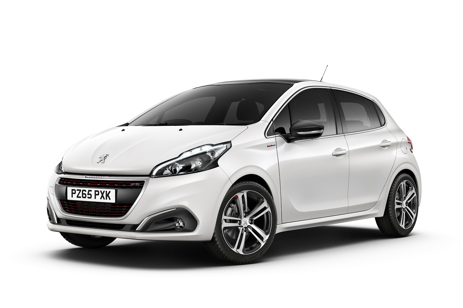 new peugeot 208 1 2 puretech 82 active 5dr petrol. Black Bedroom Furniture Sets. Home Design Ideas