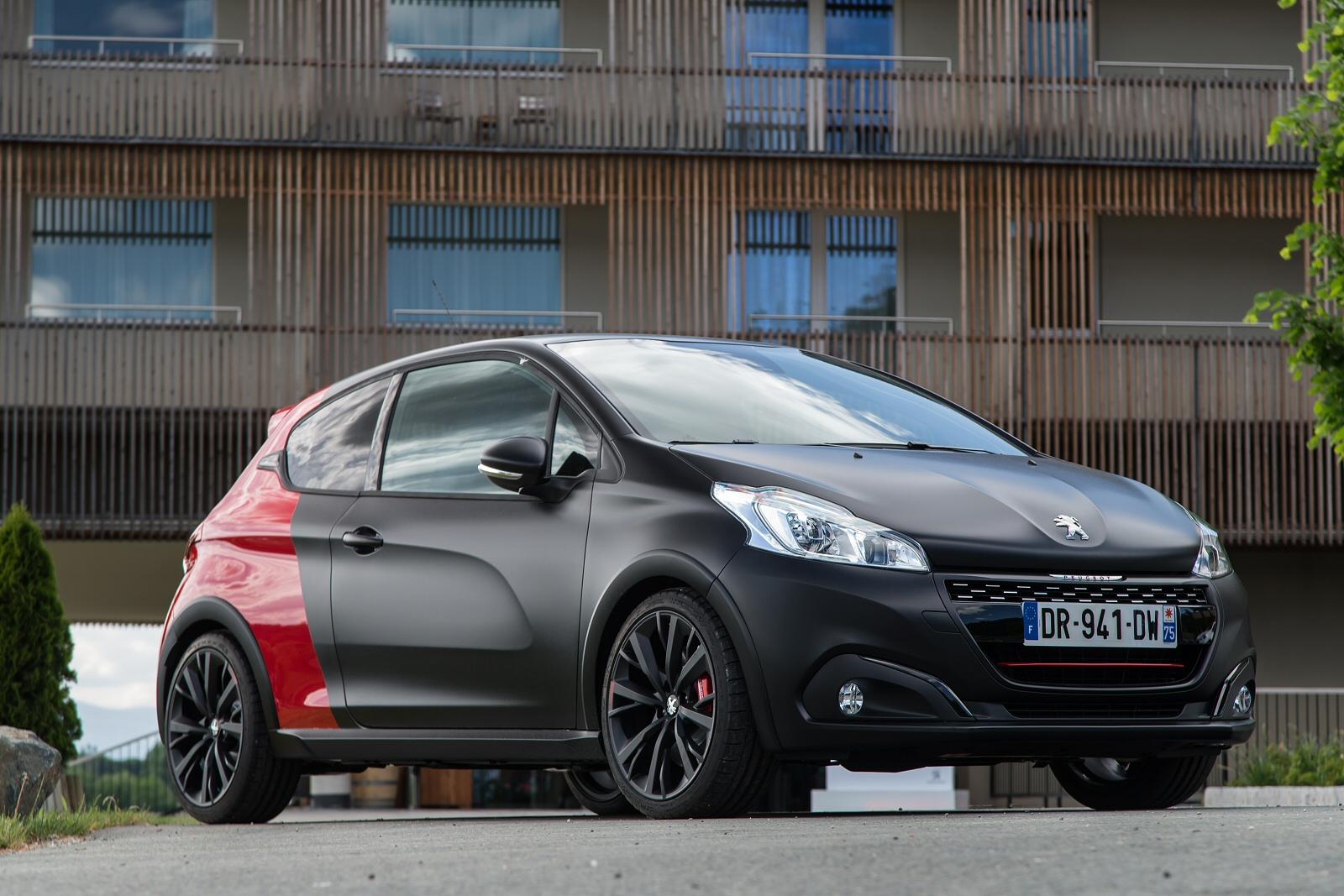 new peugeot 208 1.6 thp gtipeugeot sport 3dr petrol hatchback