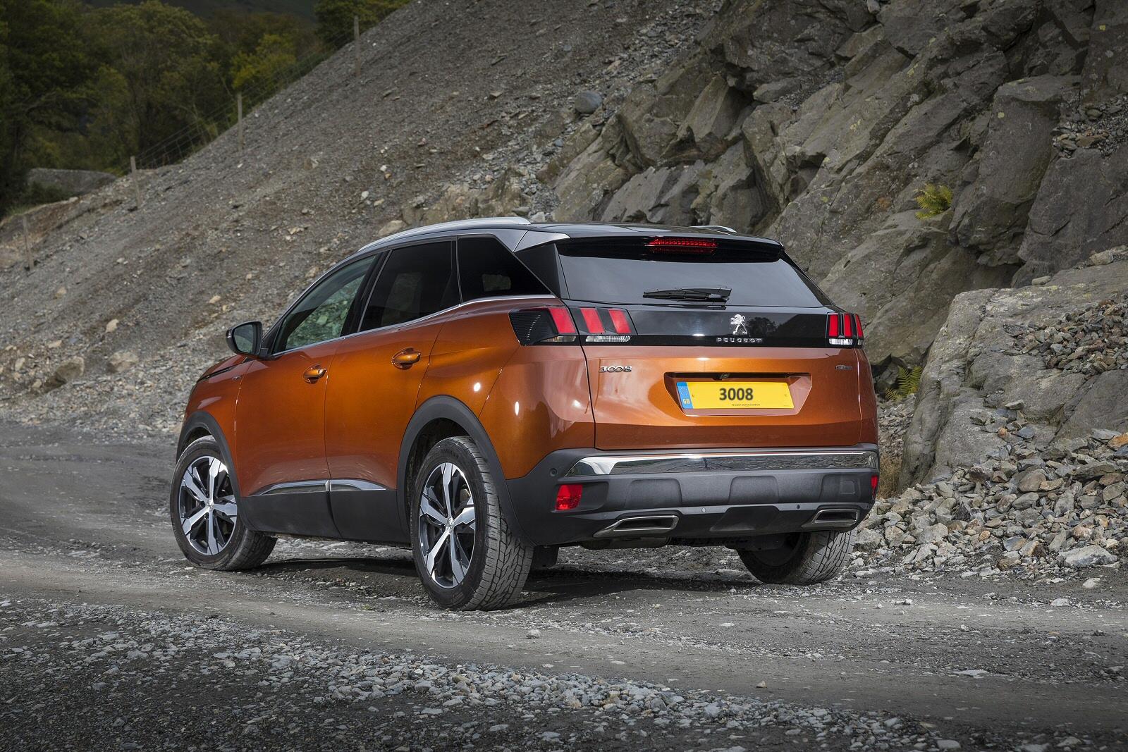 New Peugeot 3008 1.2 Puretech Active 5Dr Petrol Estate for Sale | Bristol Street