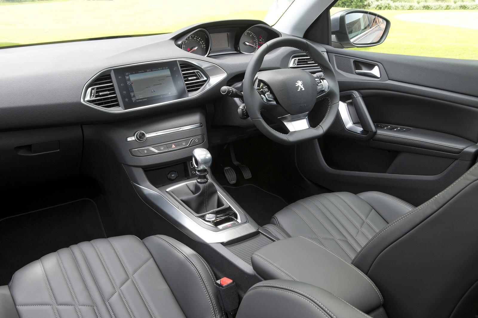 new peugeot 308 1.6 bluehdi 120 active 5dr diesel hatchback for