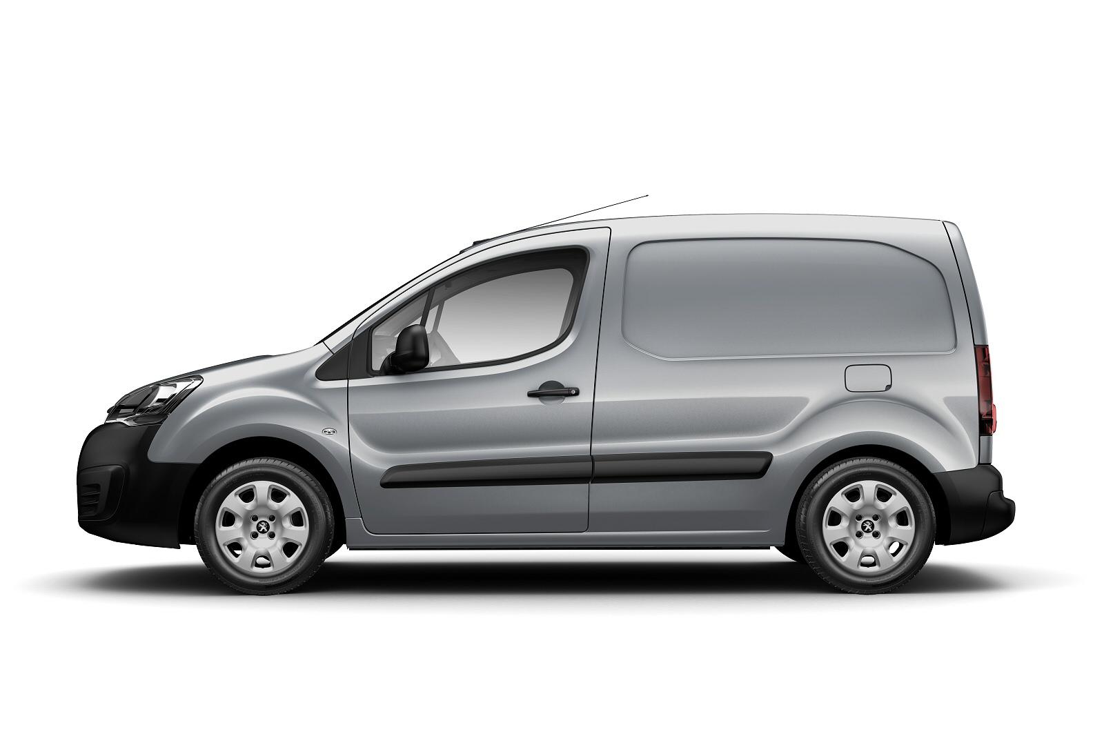 new peugeot partner l1 diesel 850 1.6 bluehdi 100 professional van