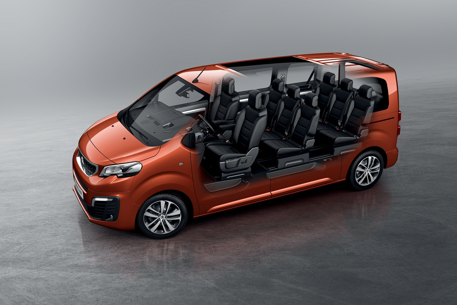 822c833403 New Peugeot Traveller 2.0 BlueHDi 150 Business Standard  9 Seat  5dr ...