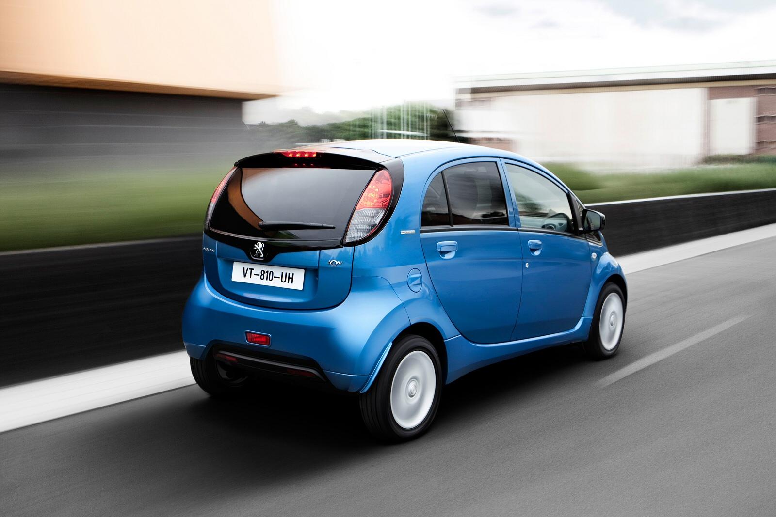 new peugeot ion 5dr auto electric hatchback for sale macklin motors. Black Bedroom Furniture Sets. Home Design Ideas