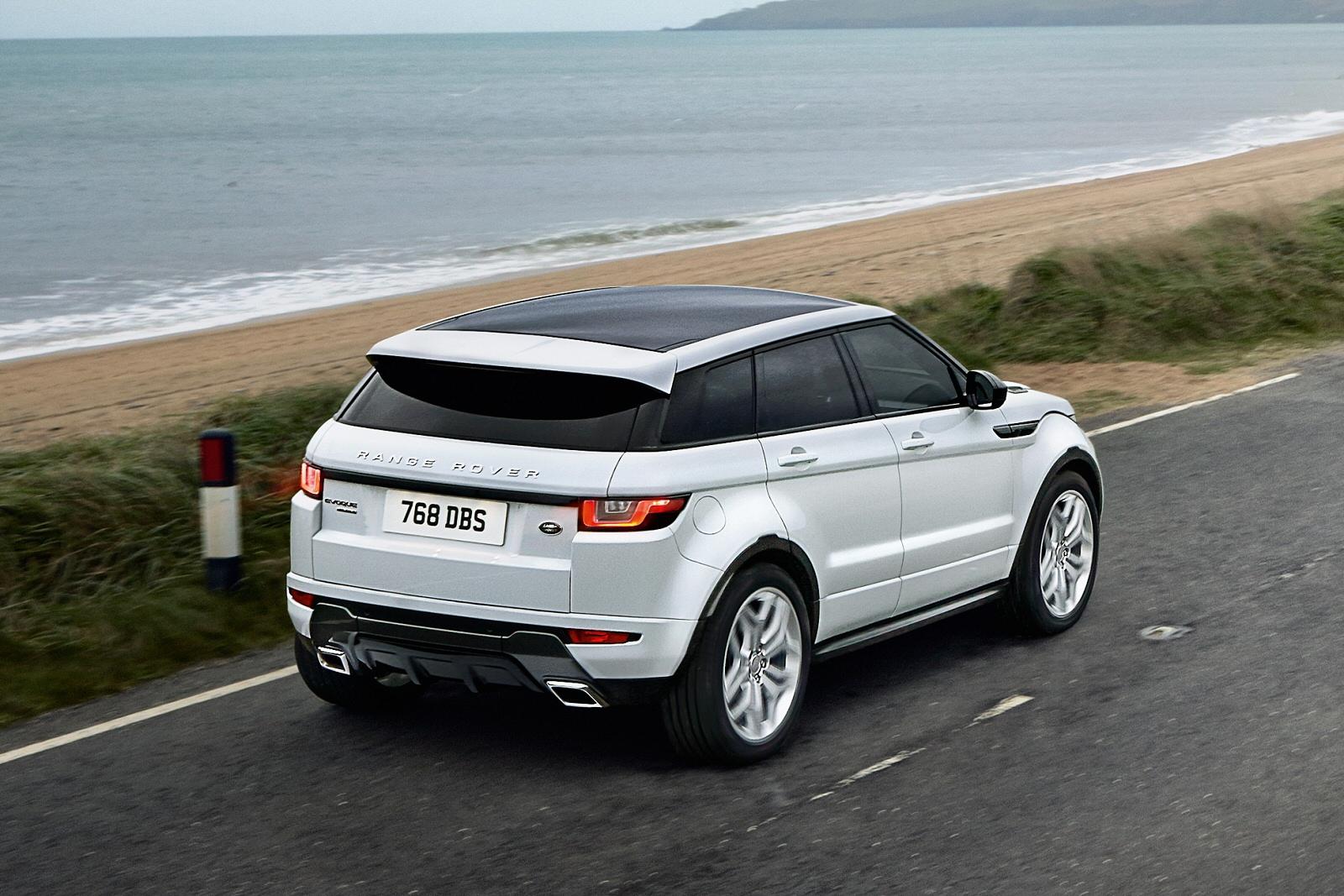 new land rover range rover evoque 2 0 td4 se tech 5dr auto diesel hatchback for sale farnell. Black Bedroom Furniture Sets. Home Design Ideas