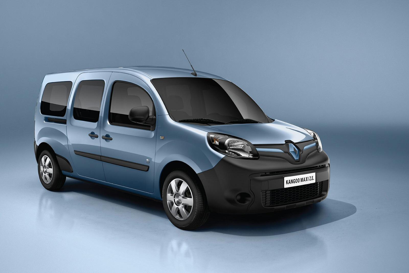 140445c26b New Renault Kangoo Maxi Diesel LL21dCi 110 Business Crew Van Auto ...