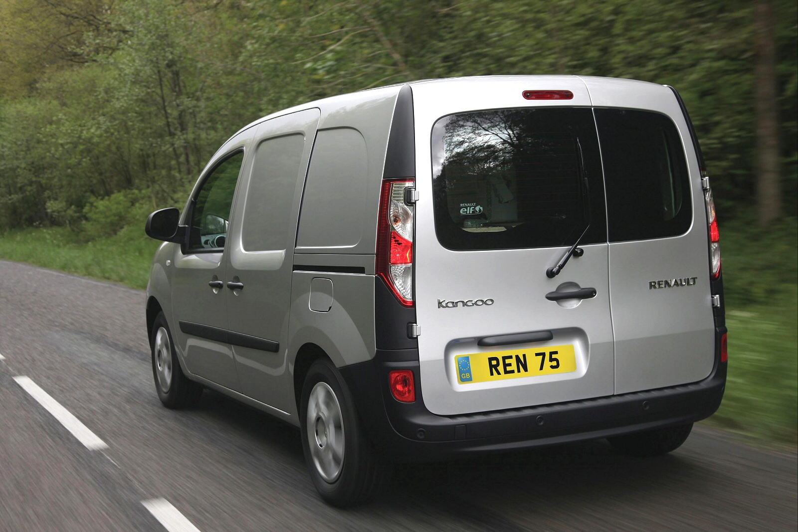new renault kangoo special edition ml19dci 90 premier. Black Bedroom Furniture Sets. Home Design Ideas