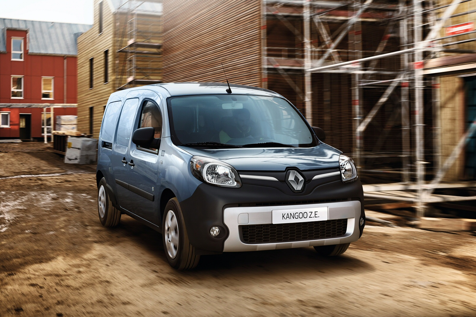 new renault kangoo ze electric ml20 44kw 33kwh business i van auto for sale bristol street. Black Bedroom Furniture Sets. Home Design Ideas