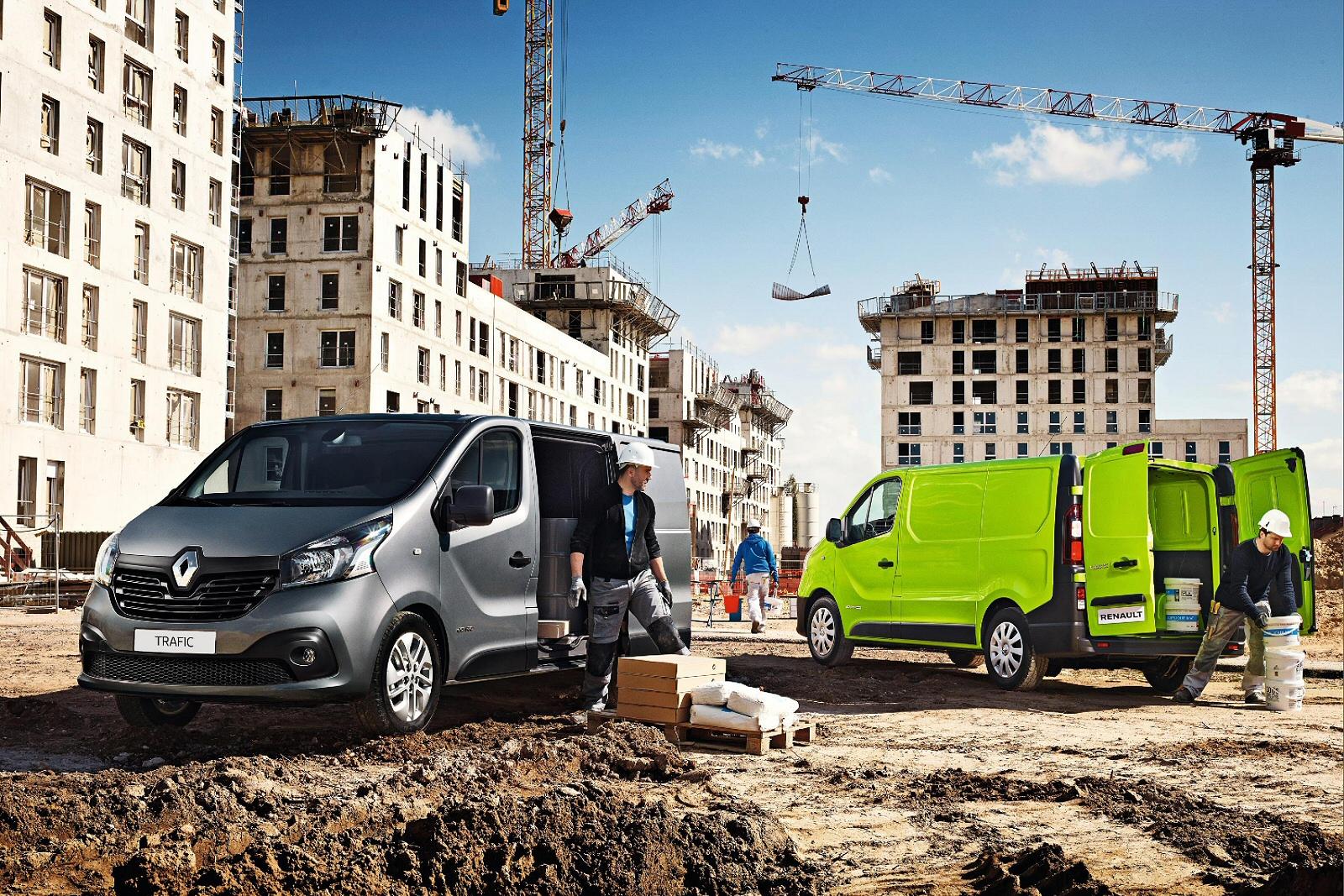 bdeb10c9dd New Renault Trafic Swb Diesel SL29 dCi 120 Sport Nav Van for Sale ...