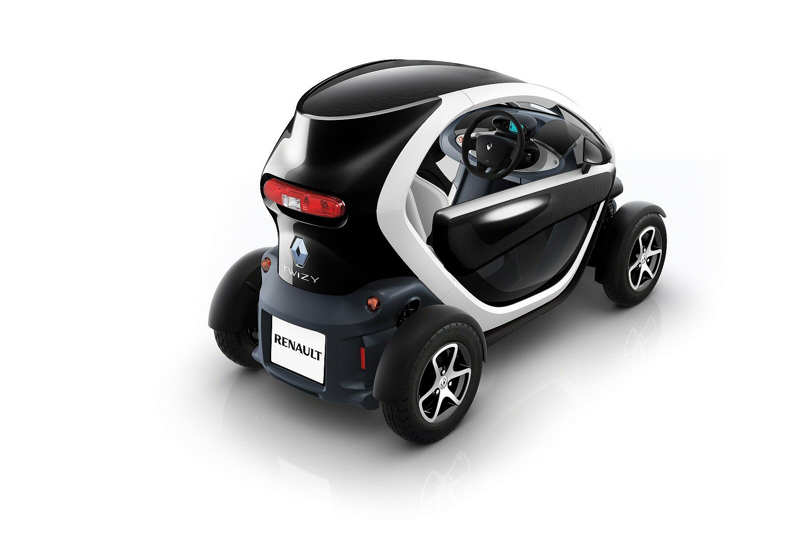 New Renault Twizy 13kw Expression 2dr Auto Electric Coupe