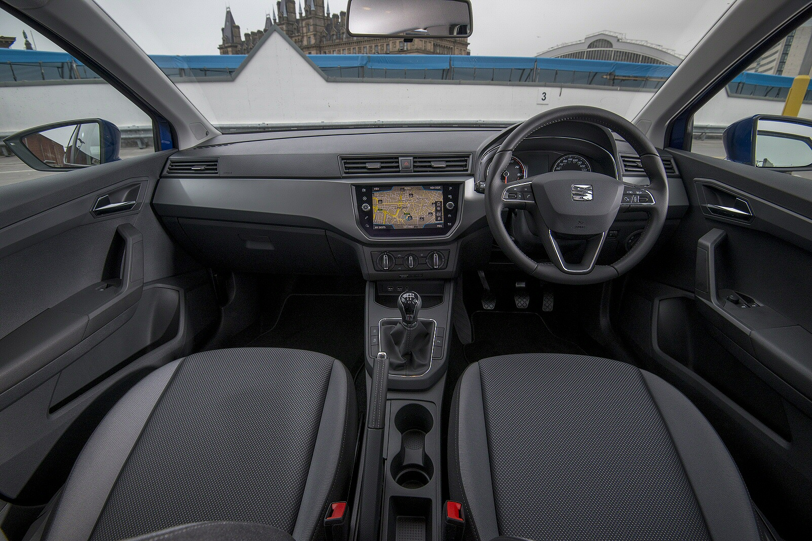 New SEAT Ibiza 1.0 Tsi 115 Fr 5Dr Petrol Hatchback for Sale | Bristol Street