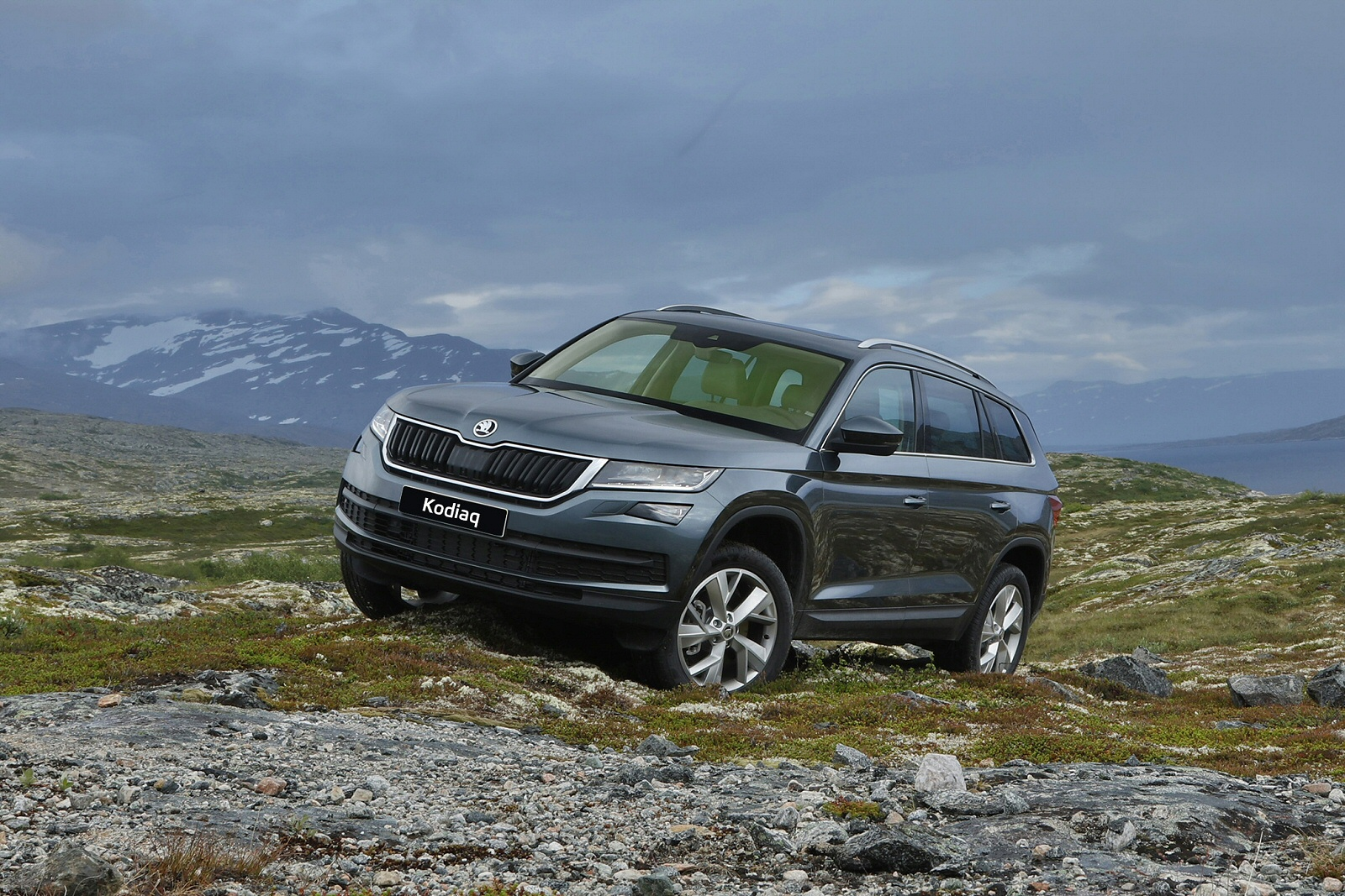 new skoda kodiaq 2 0 tdi 190 se l 4x4 5dr dsg 7 seat diesel estate for sale bristol street. Black Bedroom Furniture Sets. Home Design Ideas