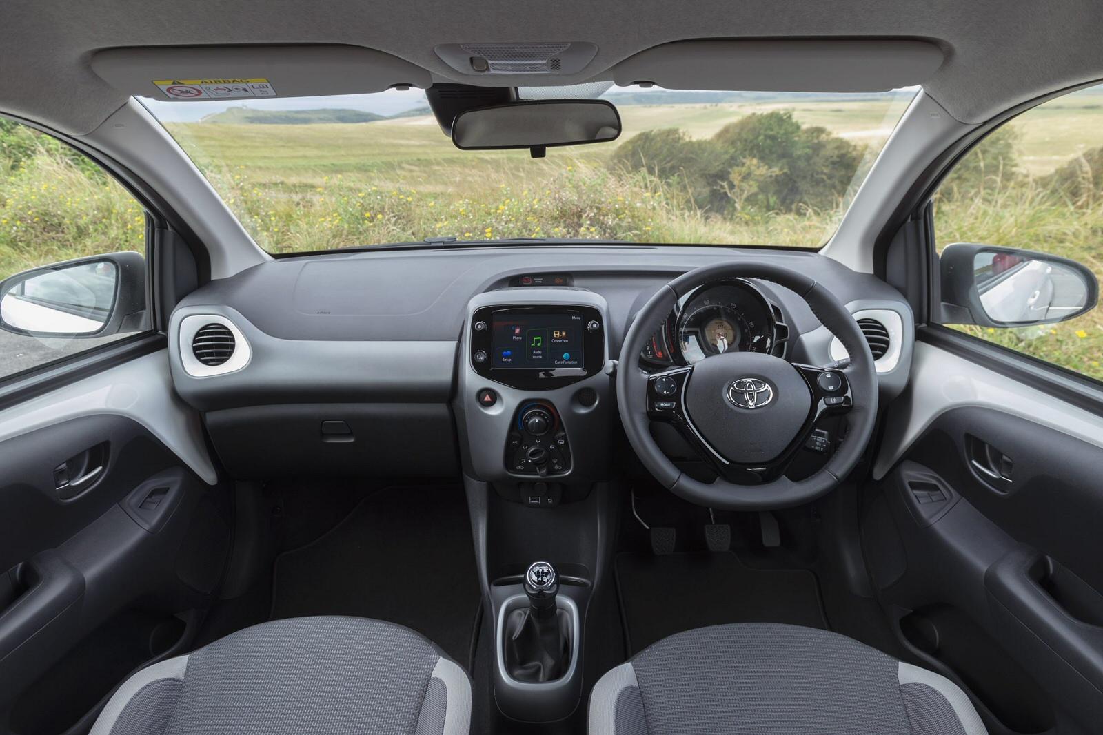 new toyota aygo 1 0 vvt i x play tss 5dr petrol hatchback motability vehicle for sale bristol. Black Bedroom Furniture Sets. Home Design Ideas