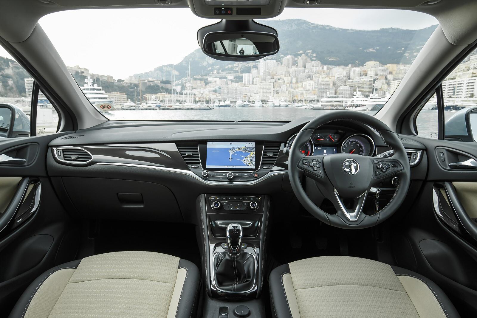 New Vauxhall Astra 1.4I 16V Design 5Dr Petrol Estate For Sale | Bristol  Street