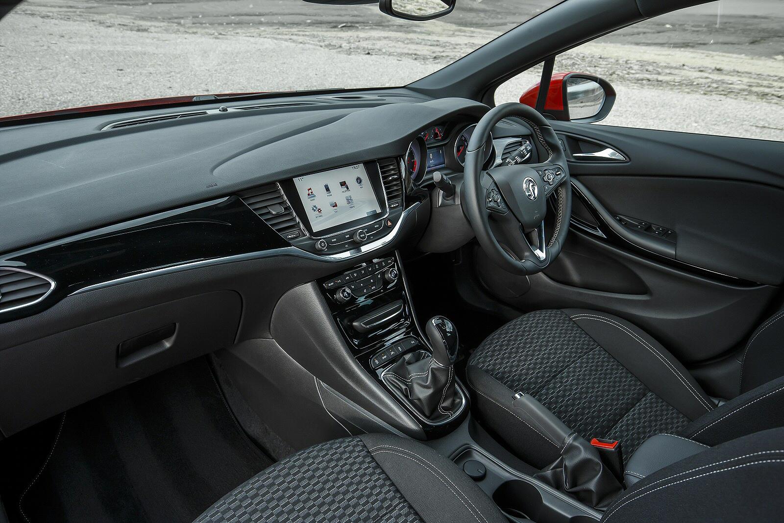 Vauxhall Astra Sri 14i 150ps Turbo Review - Vauxhall Astra ...