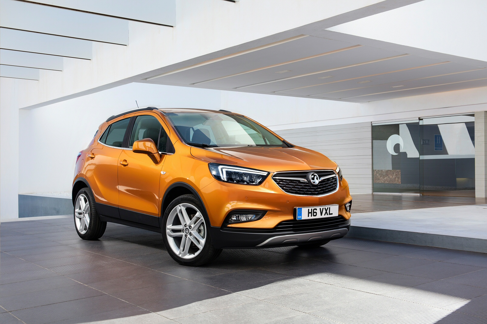 30d34d5a65 New Vauxhall Mokka X 1.4T Active 5dr Auto Petrol Hatchback for Sale ...