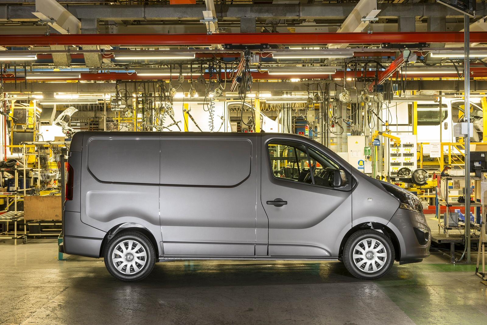 fa4a1e367911d1 New Vauxhall Vivaro Swb Diesel 2900 1.6CDTI 95PS H1 Van  Start Stop ...