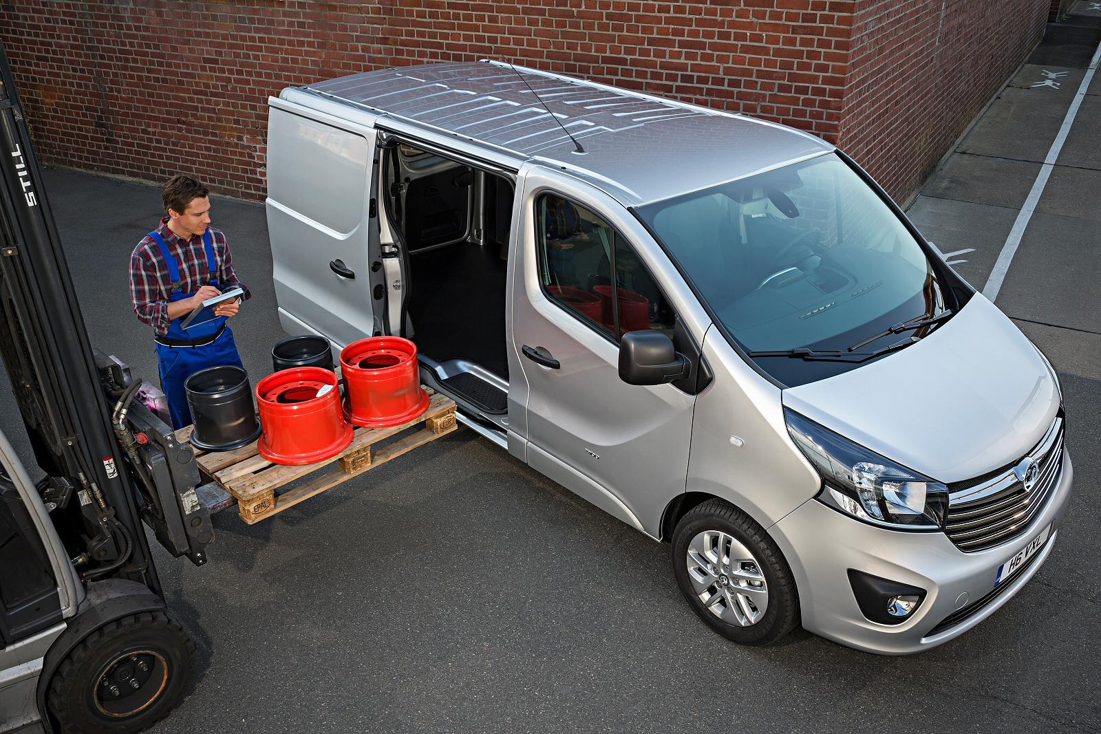 dcd7d218d4b422 New Vauxhall Vivaro Lwb Diesel 2900 1.6CDTI BiTurbo 145PS Sportive ...