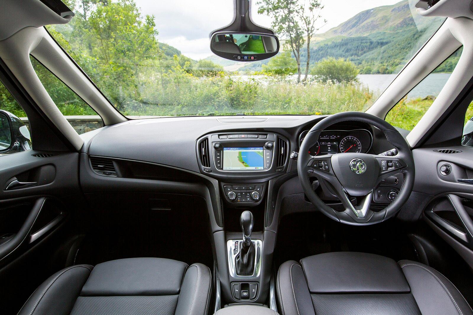 Opel zafira review