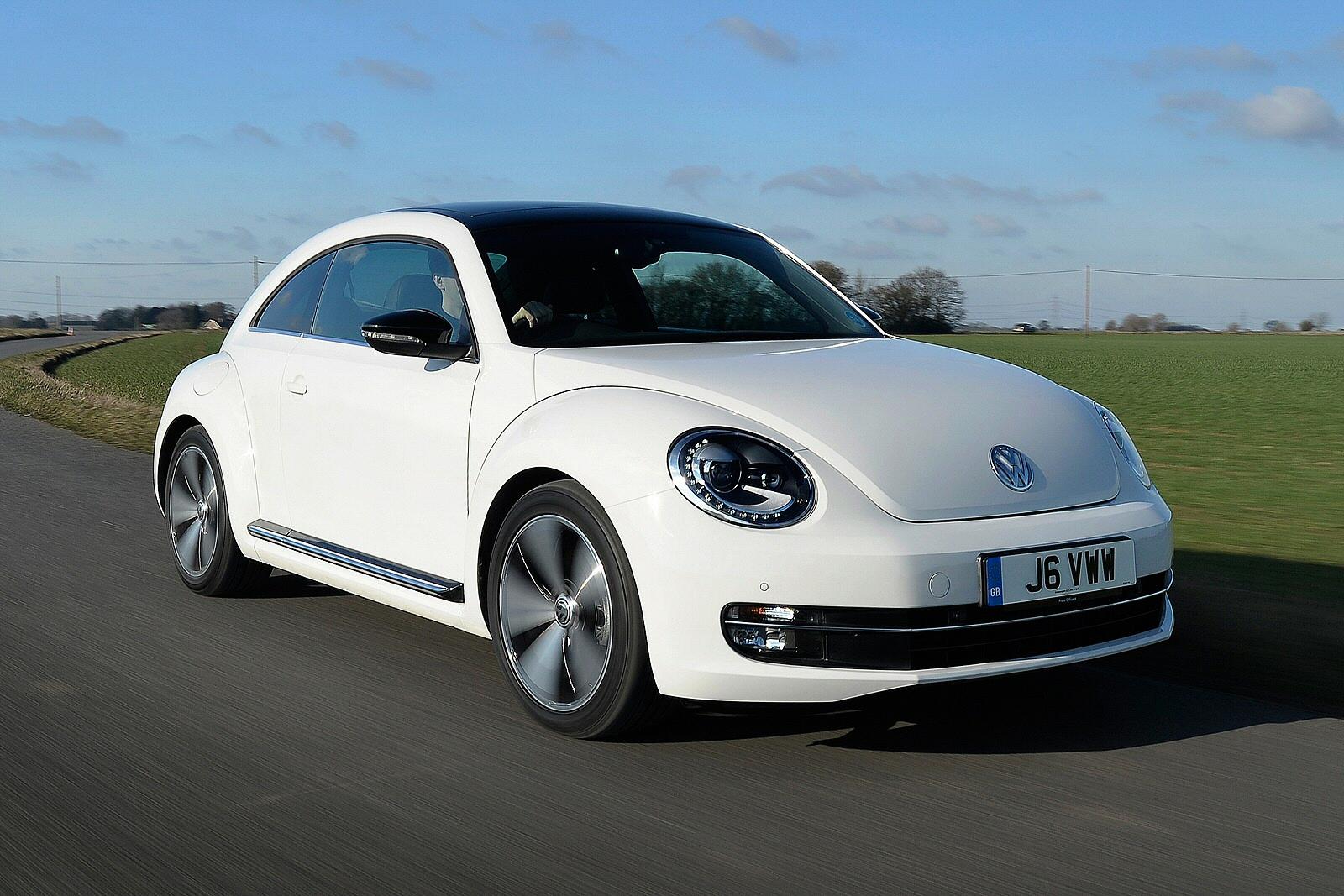 new volkswagen beetle 1 2 tsi design 2dr dsg petrol. Black Bedroom Furniture Sets. Home Design Ideas