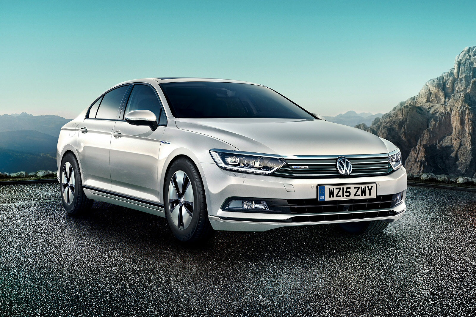 New Volkswagen Passat 1 6 Tdi Bluemotion 5dr Diesel Estate
