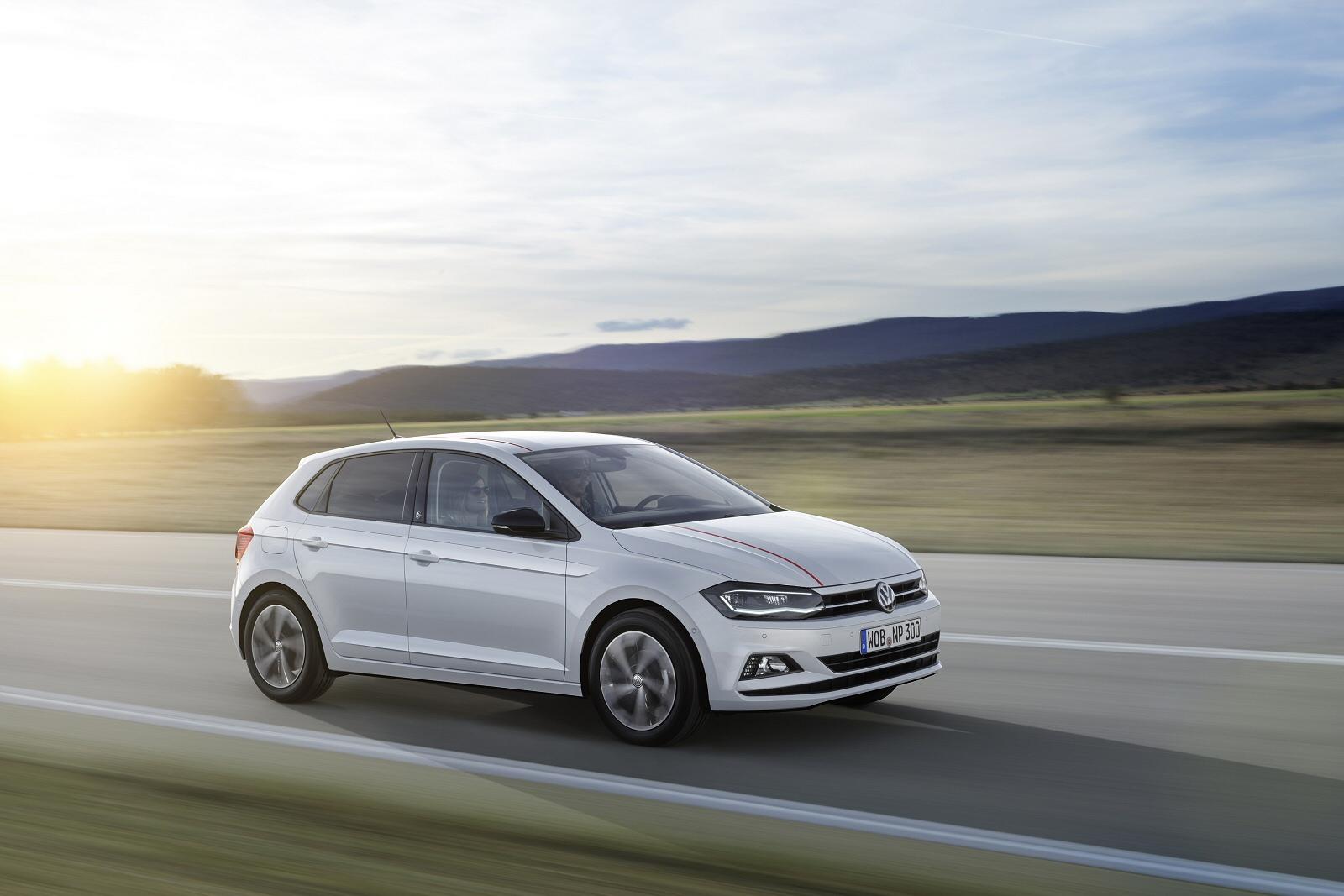 c8b0558ad207b New Volkswagen Polo 1.0 TSI 95 SE 5dr Petrol Hatchback for Sale ...