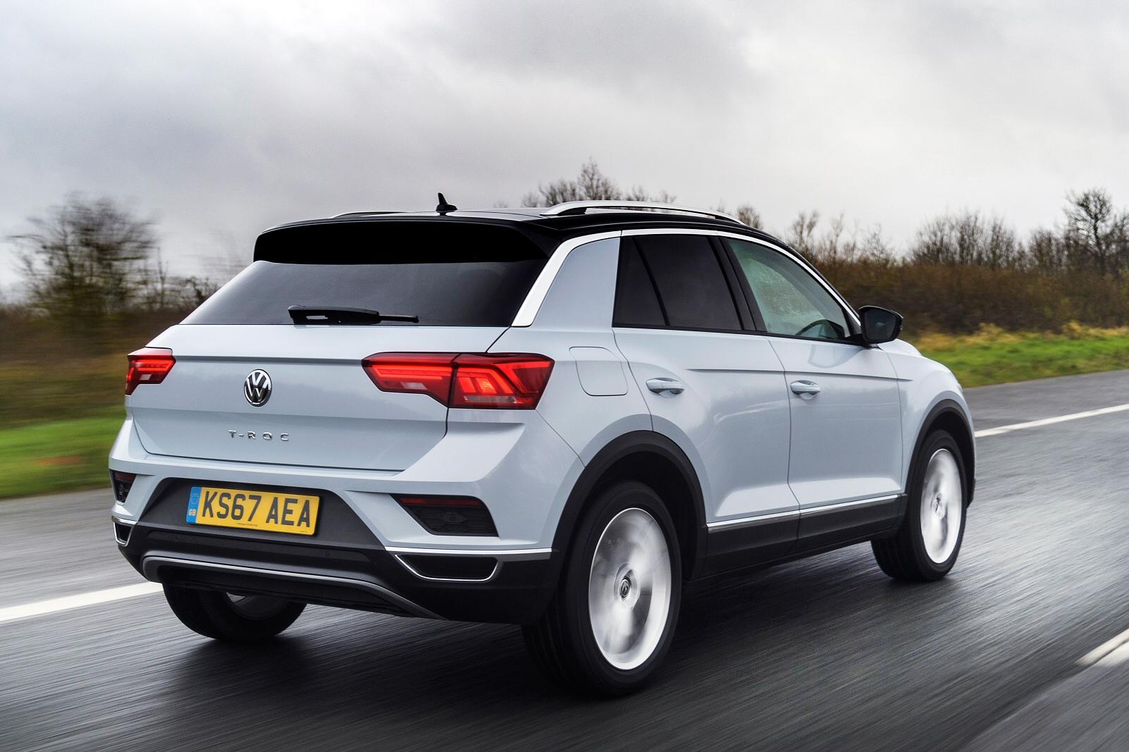 Volkswagen T Roc Tarif : new volkswagen t roc 1 5 tsi evo sel 5dr petrol hatchback ~ Pogadajmy.info Styles, Décorations et Voitures