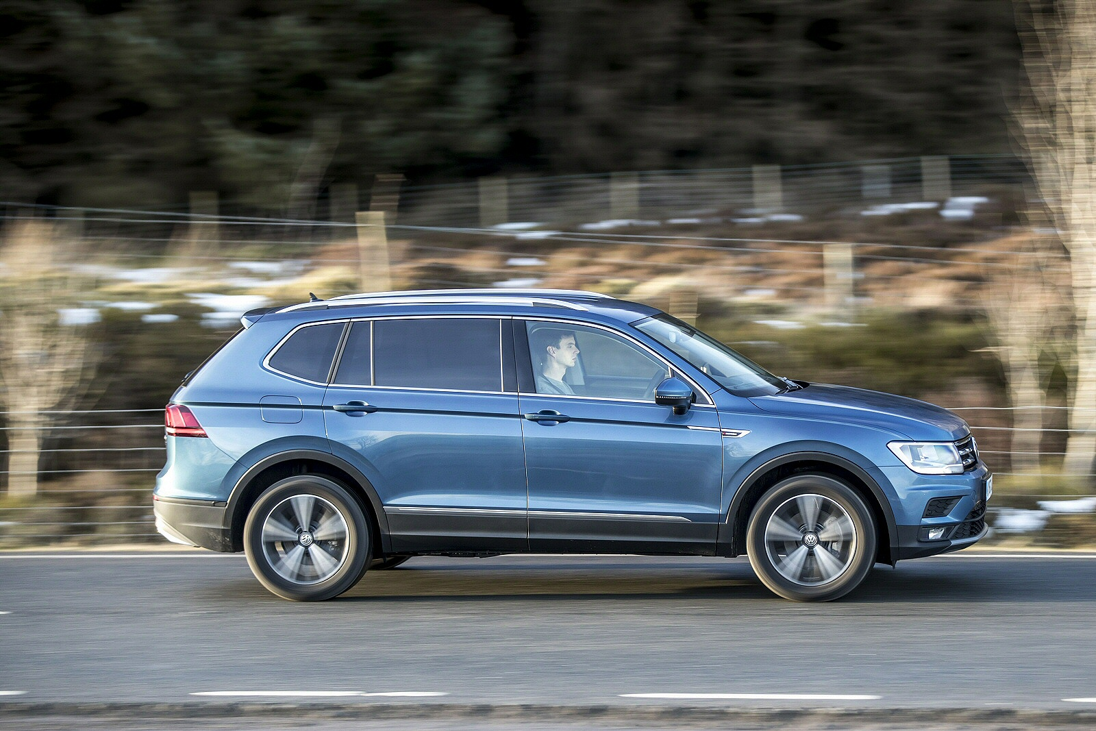 New Volkswagen Tiguan Allspace 20 Tdi 4motion Sel 5dr Diesel Estate Vw Touareg Central Wiring Harness Single Parts A For Sale Vertu