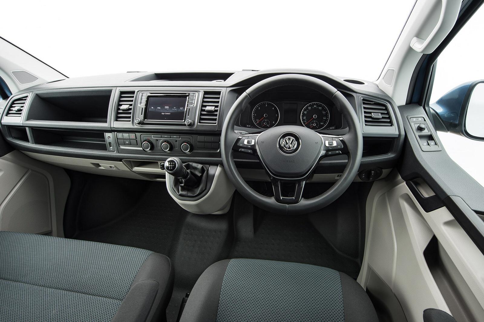 c62ffe35fa New Volkswagen Transporter T28 Swb Diesel 2.0 TDI BMT 102 Highline ...