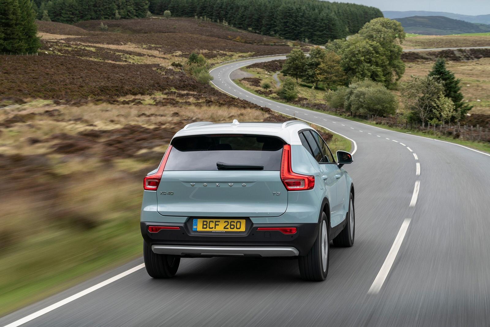 New Volvo Xc40 2 0 D3 Momentum 5dr Diesel Estate For Sale Bristol