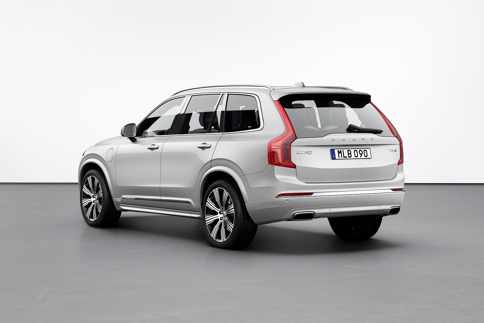 New Volvo Xc90 >> New Volvo Xc90 2 0 T8 390 Hybrid R Design Pro 5dr Awd Gtron Estate