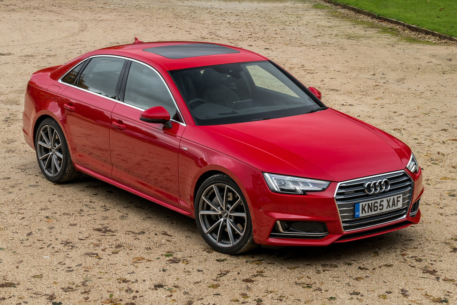 new audi a4 2 0 tdi s line 4dr diesel saloon for sale south hereford garages. Black Bedroom Furniture Sets. Home Design Ideas