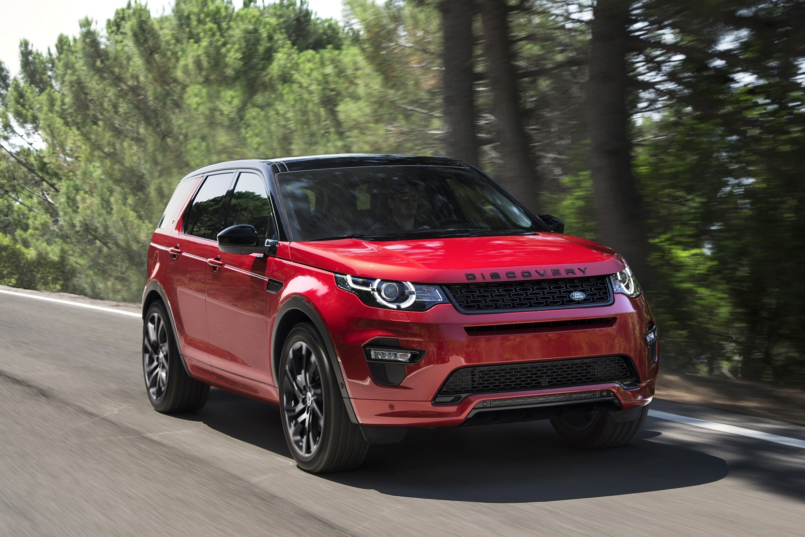 New Land Rover Discovery Sport 20 Td4 180 Hse 5dr Diesel Station On The Main Black Socket Use Pin 5 Electric Brake Wagon