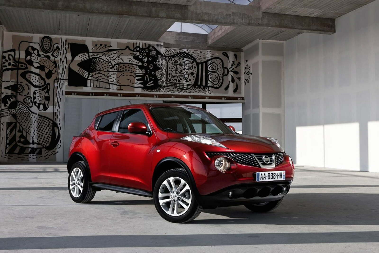 new nissan juke 1 2 dig t tekna 5dr petrol hatchback for. Black Bedroom Furniture Sets. Home Design Ideas
